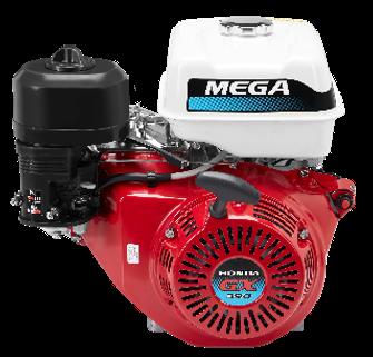 GX390 MEGA -16HP